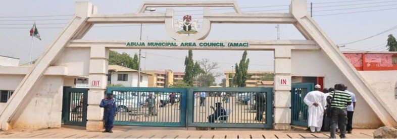 AMAC Chairman Suspended - Politics and News Blog in Nigeria
