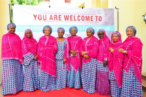 Northern Govs' wives - Politics and News Blog in Nigeria