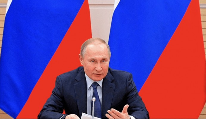 Putin signs new law - Politics and News blog in Nigeria
