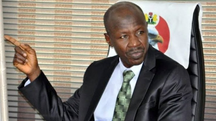 Ibrahim Magu Suspended - News and Gist Blog in Nigeria