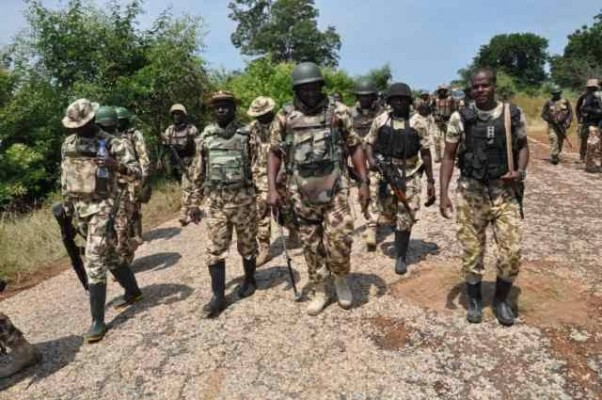 Troops in Benue Taraba - Politics News and Gist Blog in Nigeria