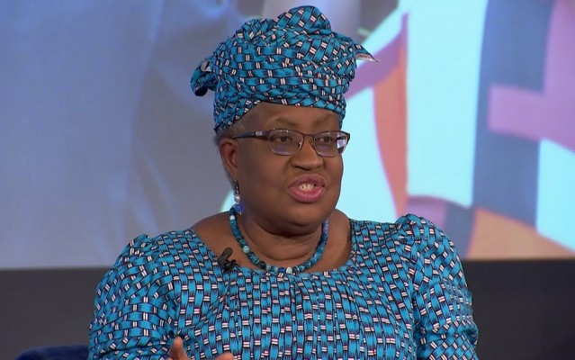 Ngozi Okonjo-Iweala for WTO Job - News and Gist Blog in Nigeria