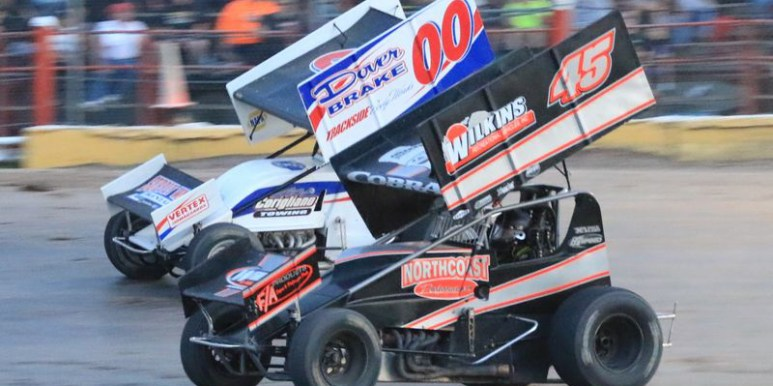 FINISHING STRONG: CHUCK HEBING WINS NIGHT #5 OF DONATH MOTOR WORX CNY SPEEDWEEK AT UTICA-ROME SPEEDWAY; DANNY VARIN FINSHES SECOND TO WEEK LONG TITLE