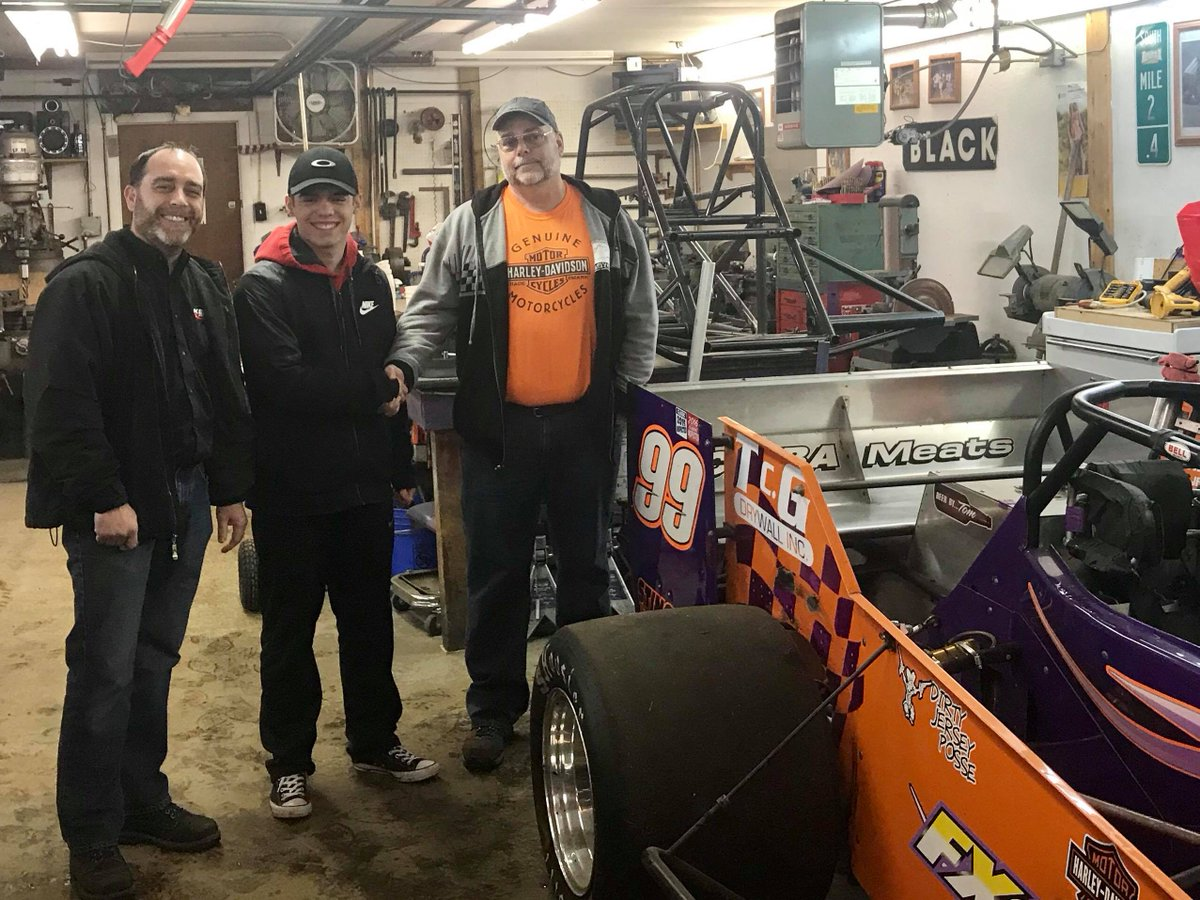 Proud Motorsports Acquires Strong Racing Supermodified
