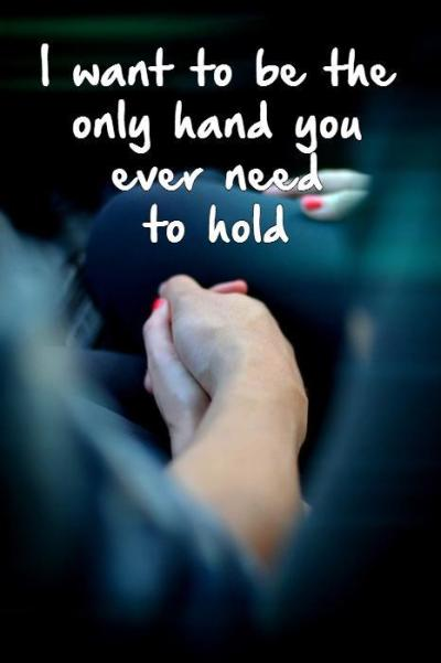 holding hold quotes