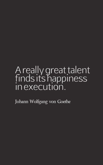 Talent Quotes And Sayings