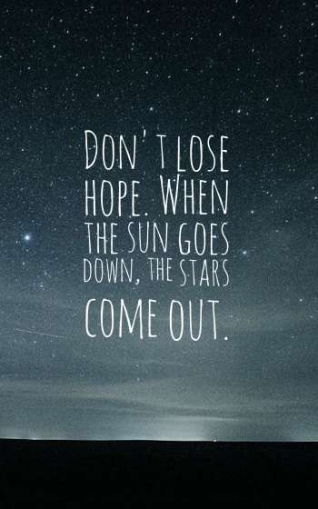 Inspirational Hope Quotes