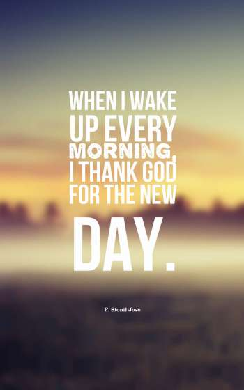 75 Inspirational New Day Quotes And Sayings