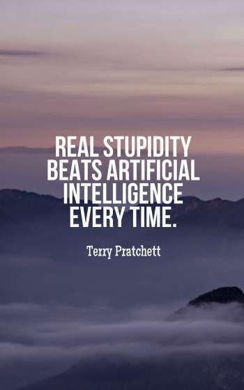 Stupidity Quotes