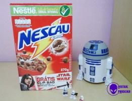 Novos brindes do Nescau Cereal são inspirados nos sabres de luz de Star Wars