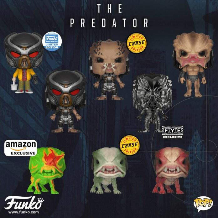 Funko Pop! Predador
