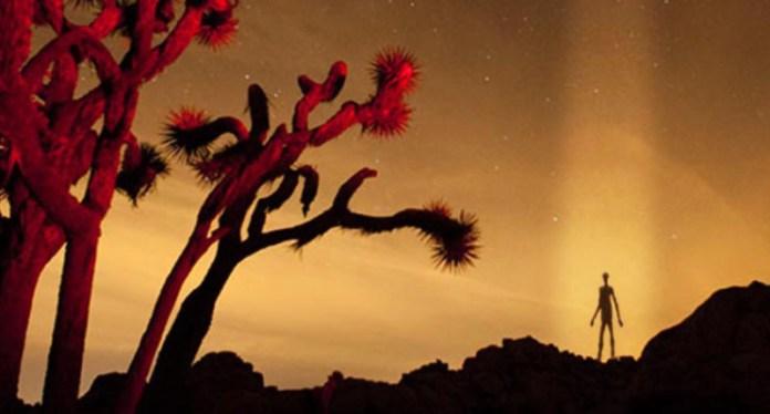 Skyman traz história de OVNI nos moldes de A Bruxa de Blair