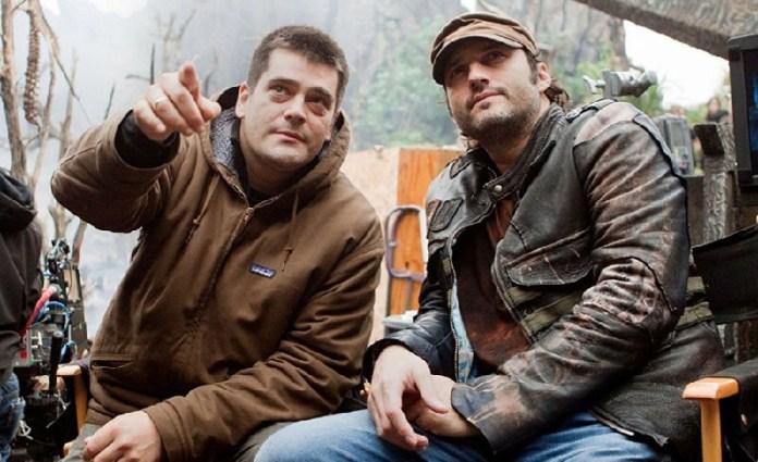 Nimród Antal e Robert Rodriguez em Predadores