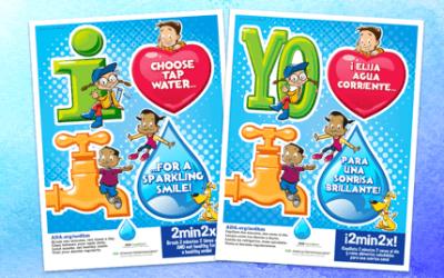 February: National Children's Dental Health Month