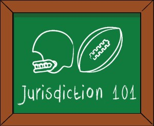 Jurisdiction-101
