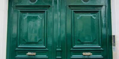 rénovation porte cochère PARIS 17