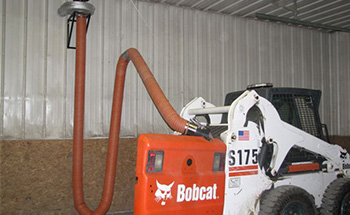 central pointe exhaust extraction