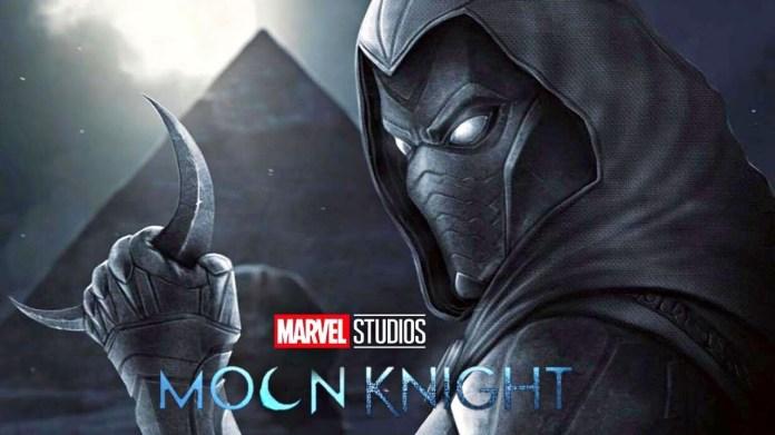 Marvel Studios Moon Knight Release Date   Disney + Original Series