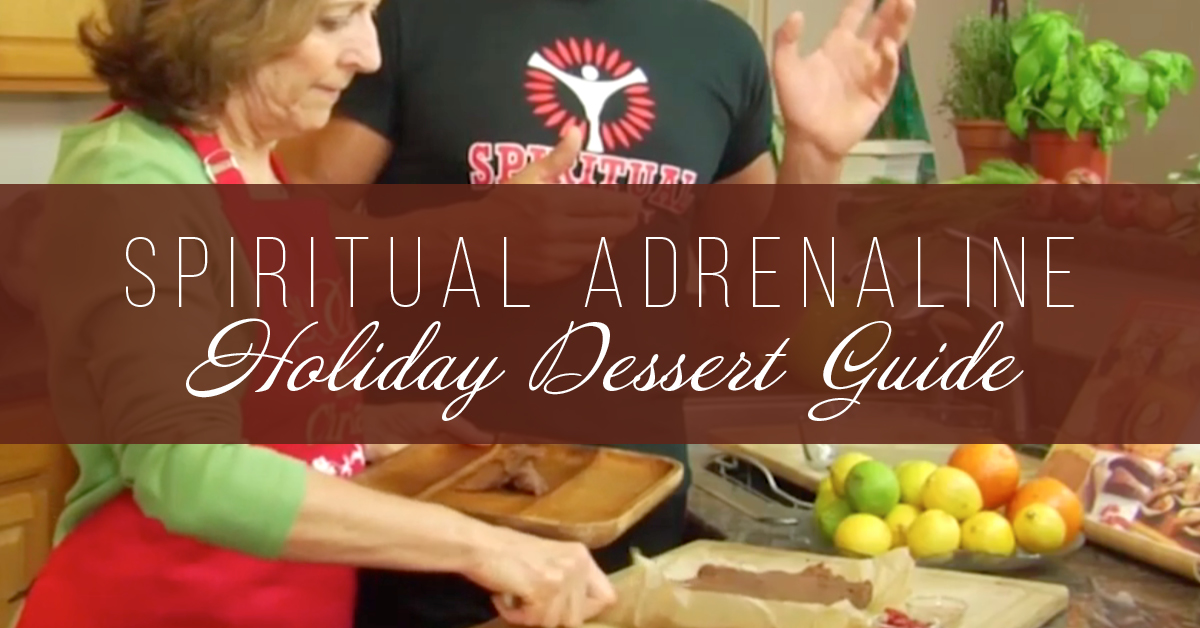 Healthy Holiday Dessert Guide with Melanie Albert