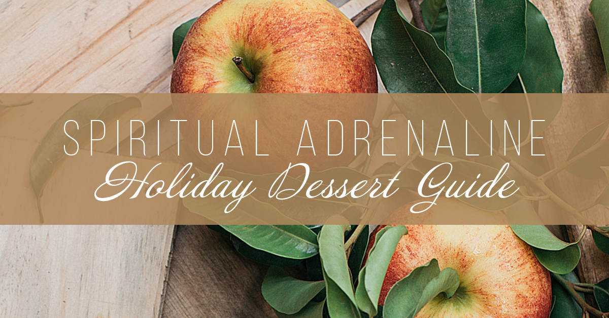 Healthy Holiday Dessert Guide with Melanie Albert, Part 2