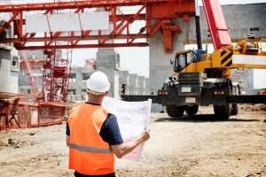 Construction staking Colorado Land Survey