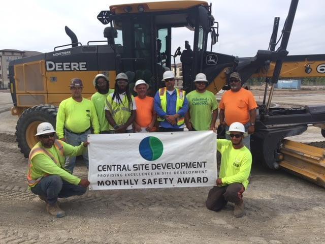 November 2017 Safety Award