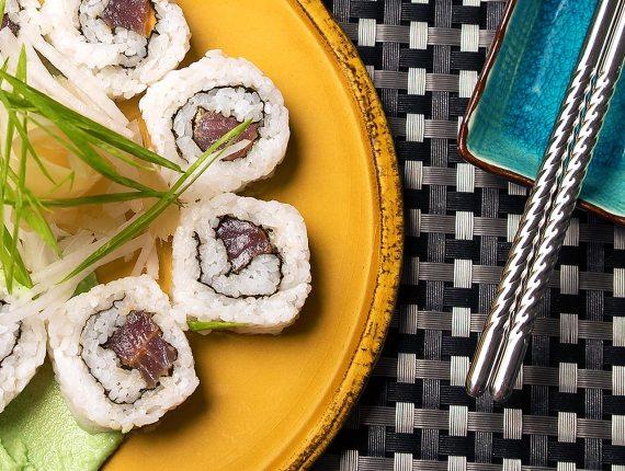 Sushi in Cayman
