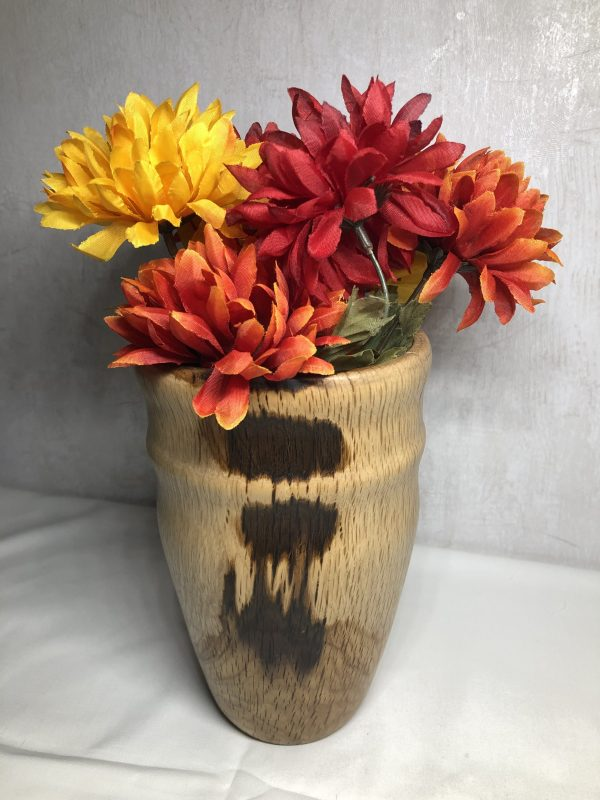 Custom Wood Vase