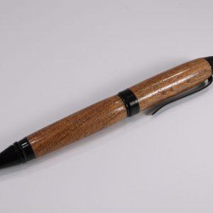 mesquite cigar style wooden pen