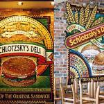 Schlotzsky's Deli Murals