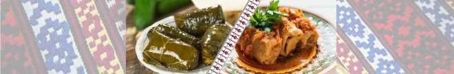 tout les ingrédients pour des sarmale au bon gout de la Roumanie
