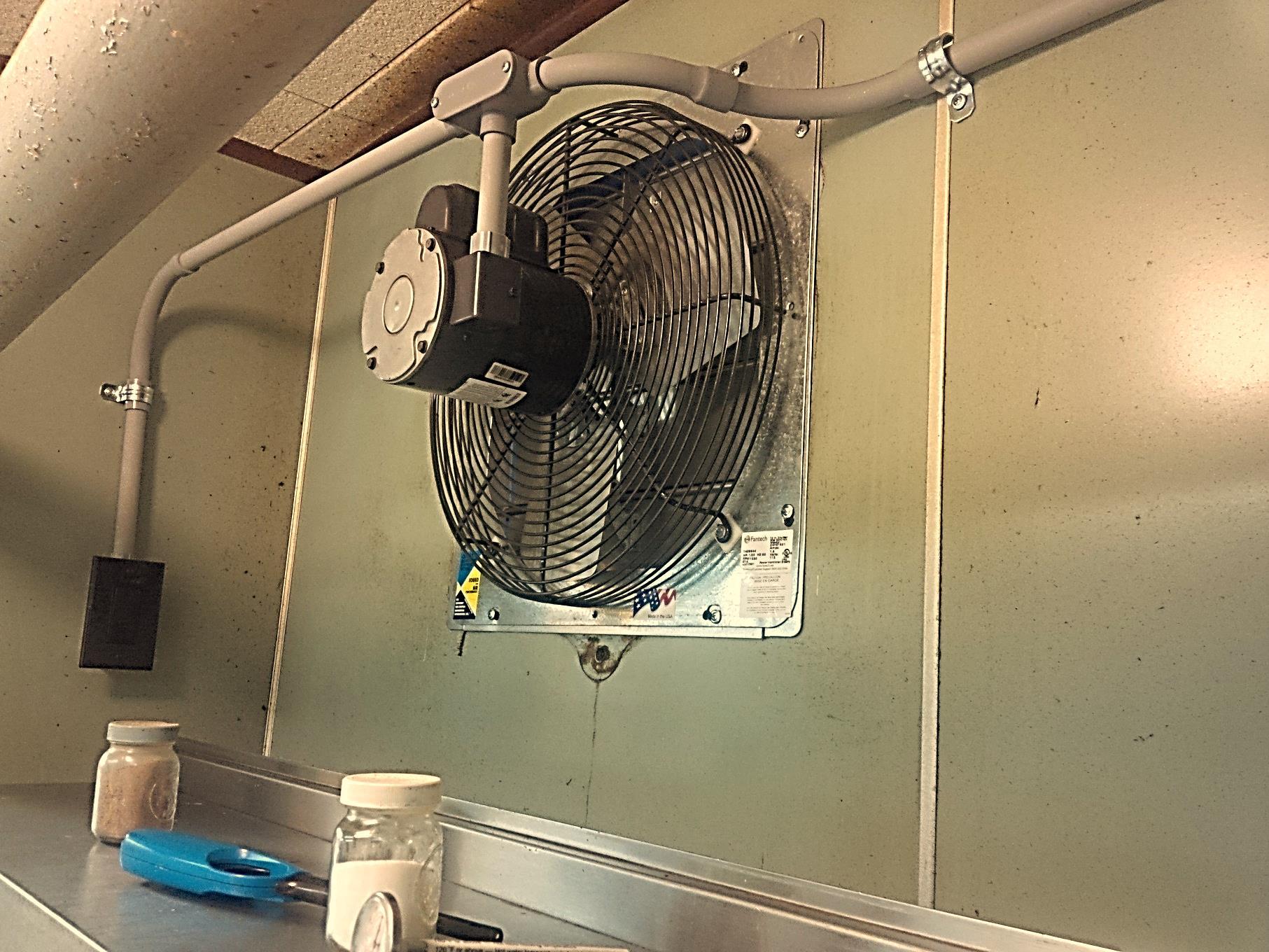 home decoration kitchen exhaust fan