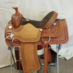 Courts Roping Saddle to be awarded in Open Breakaway