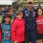Indigenous All-Stars Visit