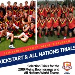 SANFL Diversity Talent ID Program selection