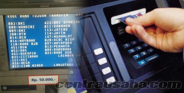Jika salah dalam memasukkan kode, maka ada kemungkinan terjadi kesalahan pengiriman sehingga dananya tidak bisa masuk ke rekening penerima aslinya. Transfer Uang Antar Bank Berbeda Kode Bca Bni Bri Madiri Lewat Mesin Atm