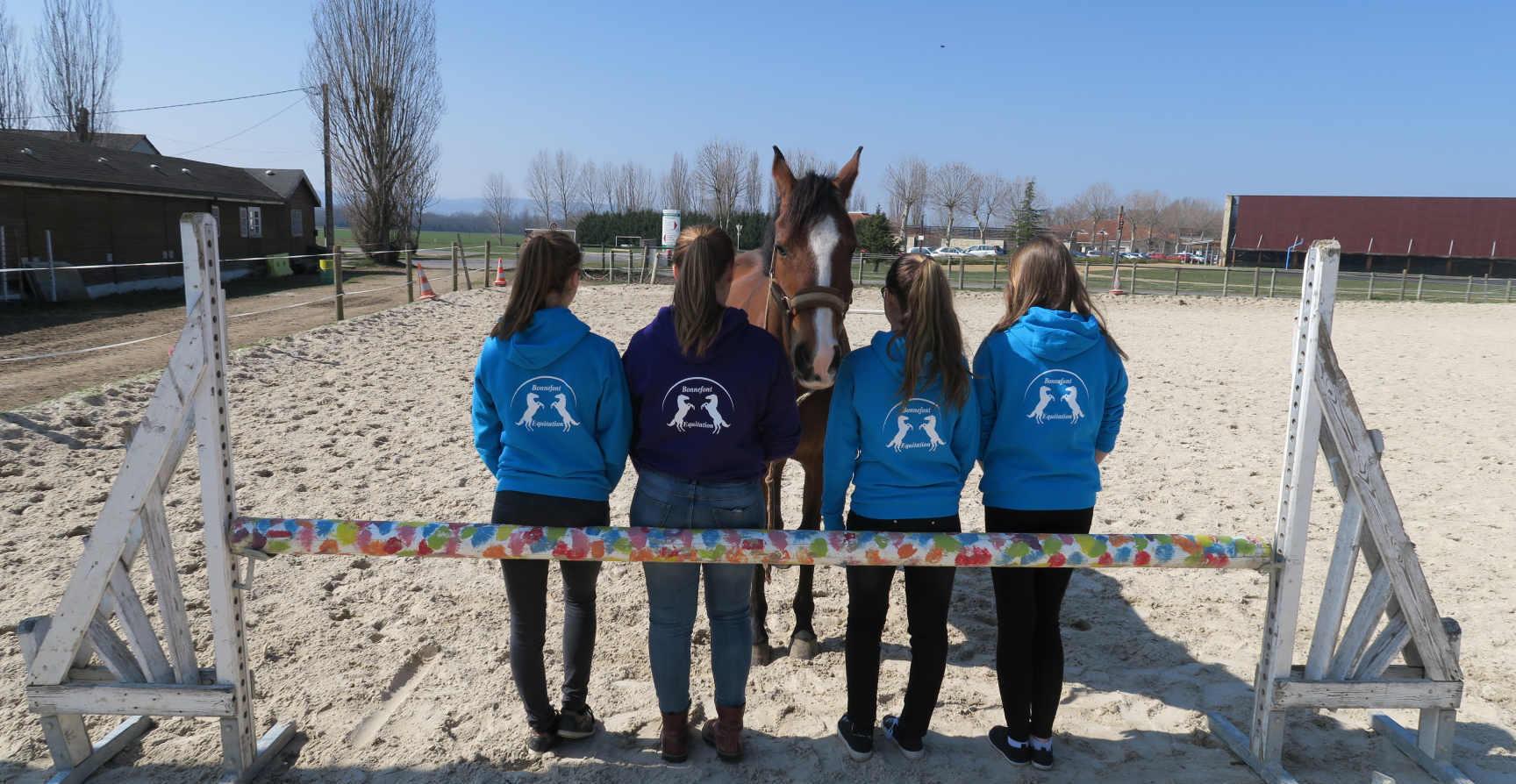 Bienvenue au centre équestre et poney-club de Brioude-Bonnefont