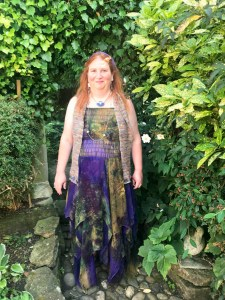 Photo of Jennifer Uzzell Speaker at Centre For Pagan Studies