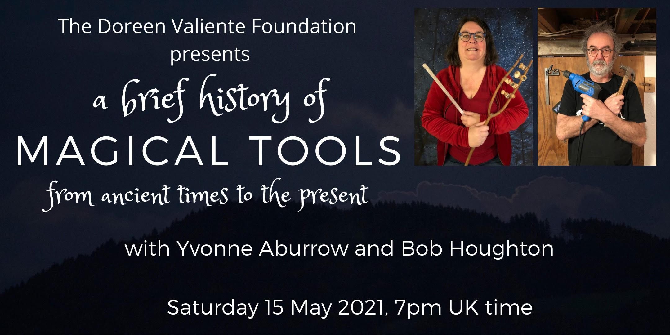 A Brief History of Magical Tools
