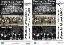 RENCONTRE de 3 Orchestres d'Harmonie