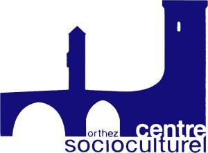 Logo Centre Socioculturel Orthez