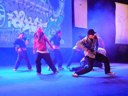 Hip Hop spectacle