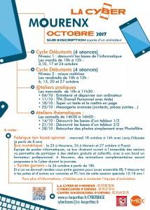 La Cyber - programme_oct