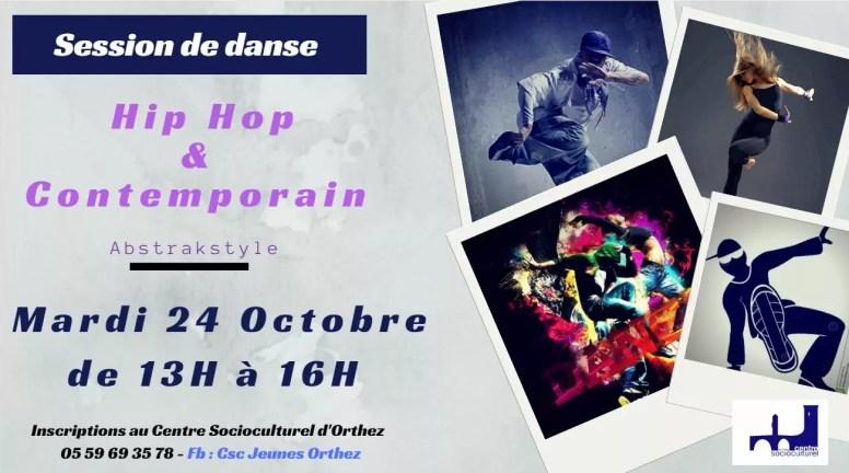 Stage de hip hop2