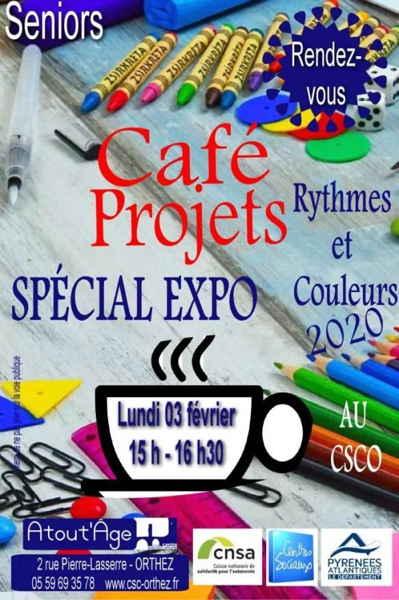 café projets spécial expo février