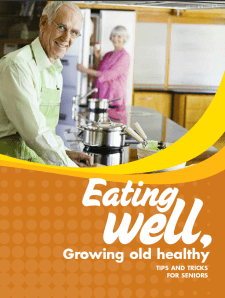 Eating well, growing old healthy