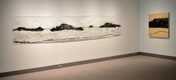 Gerald Pedros, Beach Drawing #18 & #10