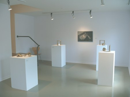 "Patrick Thibert exhibition, ""karus studies"", April 25 - May 18, 2008"