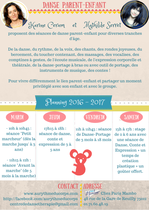 Danse Parent-enfant (1)