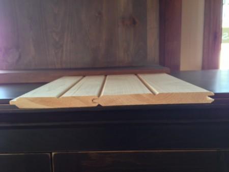 revetement muraux lambris pin